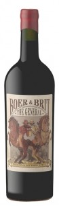 Boer & Brit's The General